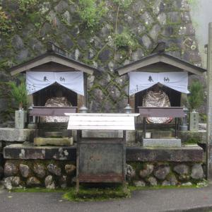 高野山女人道の2:大門~相ノ浦口女人堂跡