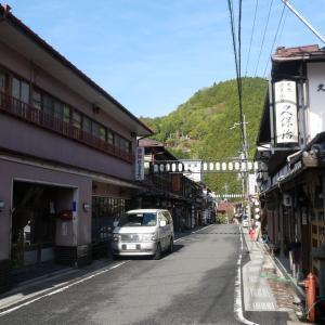 大峯奥駈道:洞川・清浄大橋〜山上ヶ岳(1)