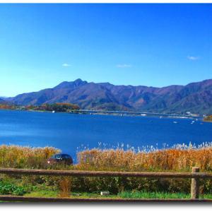 海ほたるから富士山へ