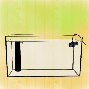 僕の水槽の設備