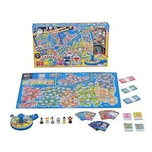 ドラえもん日本旅行ゲームで地図を想像できるようになろう