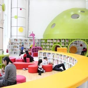 本好きを育てる図書館のつかいかた