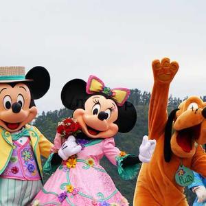 HKDLのイースターイベント『ディズニースターの春のお祝い』レビュー