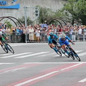 東京2020テストイベント 自転車競技