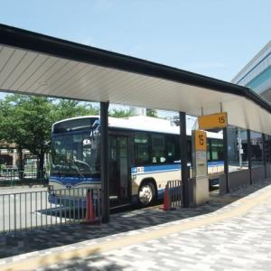 バスは均一料金ではありませんでした。慣れないと、結構怖いです。