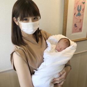 【芸能】小倉優子 第3子男児の出産を報告「出産を支えてくれた主人にも感謝」