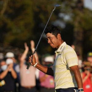 【ゴルフ】松山英樹、日本人男子初のメジャー制覇「僕が勝ったことで、これから日本人が変わっていく」