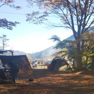 【秋だ!サンマだ!キャンプ】激混みでした②