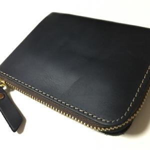 たむたむ工房さん[メルカリで革製品を販売]の財布を買って1年経った。