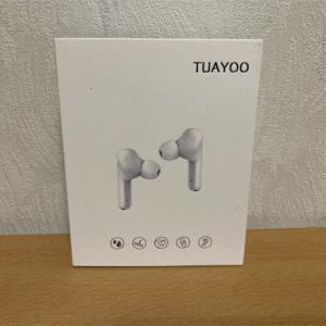 TUAYOO Bluetooth ワイヤレスイヤホンを買った。【Amazon's choice】