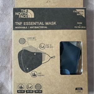 THE NORTH FACE ESSENTIAL MASKを買った。[ノースフェイスの3990円のマスク]