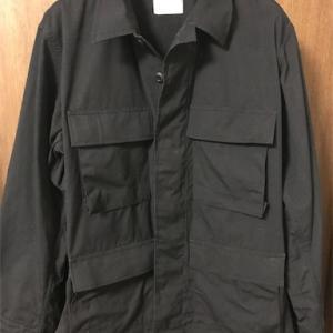 BDUジャケット ブラック357を買った。
