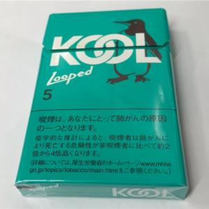 KOOL  looped[350円で買えるタバコ]クール ループドを買ってみた。
