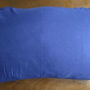 ダイソーの枕カバーを買ってみた・35cm×50cmタイプが多かった