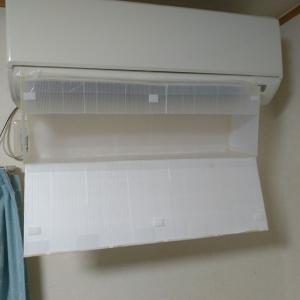 ダクトを使って隣の部屋へエアコンの冷気を送れないかやってみた