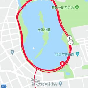 2000m X 3@ふくろうの会 on 8/21
