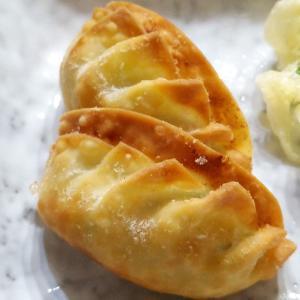 豊味園神戸の手作り餃子はキャベツの食感がシャキシャキ!!