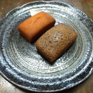 小麦粉マーガリン不使用の大豆のソイフィナンシェを食す・グルテンフリー