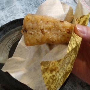 ミツハシライスの鶏五目中華ちまきはレンチンで簡単調理!おやつや夜食に!
