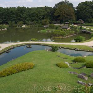 岡山の観光地を巡る1日(後楽園)