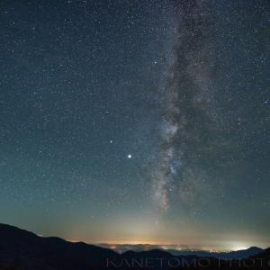 美しい星空を求めて