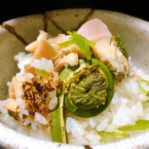 蛤の炊き込みご飯の作り方
