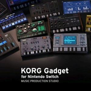 KORG Gadget for Nintendo Switchを徹底的にレビューします!【買いの一択】