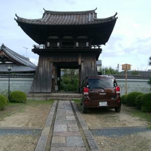 紅葉前の東福寺界隈その1 あの万寿寺が…。