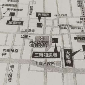 第54回・京の冬の旅…光照院   樹齢500年の五葉松