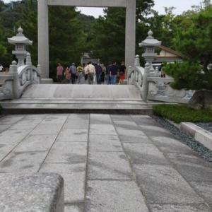 籠(この)神社…伊勢神宮以来の荘厳さ!