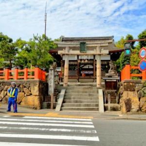福王子神社…班子女王