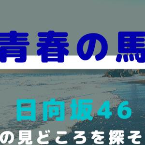 ひよたんおかえり!応援ソング「青春の馬」MVの見どころを探そう!【日向坂46】
