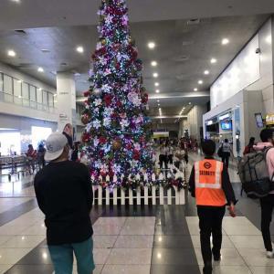 2019年11月フィリピン旅行記② 上海⇒マニラ⇒そしてアンヘレスへ移動!