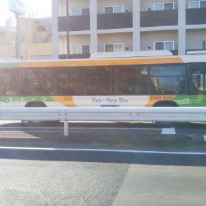 都営バス新車の納車回送を目撃&てりやきマックバーガー30周年記念商品てりやきマフィン