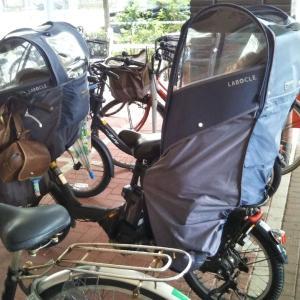 自転車に子供を放置する奴を189番(児童相談所虐待対応ダイヤル)に通報&NTT工事会社ミライトに苦情