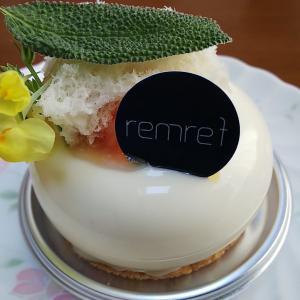 OFUKUの2号店のケーキはお洒落で旨い (^^♪ レムレフ/Remref・金沢
