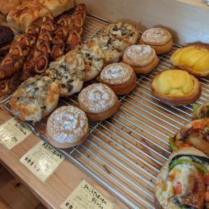 結構独創的な美味しいパン屋さん(^^♪ NOTOHIBAKARA BAKERY・金沢