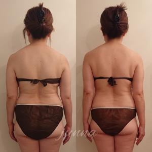 秋までに肥満解消❤️適正体重を目指したい