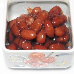 「ささげ豆の甘煮」と田舎暮らしの必需品?