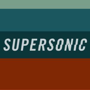 スーパーソニックで、マイドロとWaste it on me!!