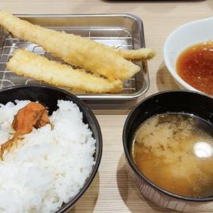 【沖縄・北中城】博多天ぷらたかおライカム店、ランチに揚げたての天ぷらで満たされてきた