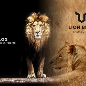WordPressテーマ「LION BLOG」の導入