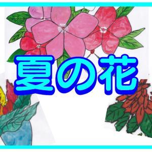 新作POP ~夏の花~
