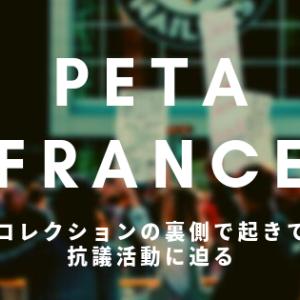 PETA Franceとは何か。パリコレクションの裏側で起こっている抗議活動の実態。