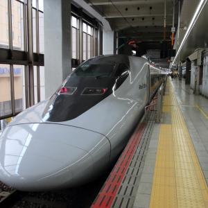 2020春 九州周遊旅行~2日目・博多南線~