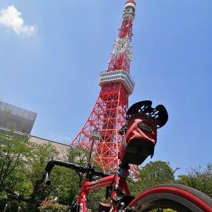 東京福めぐり「高輪神社」探訪サイクリング&釣り堀体験&東京タワー撮影!