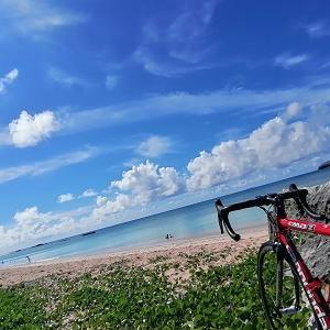 日本最南端の有人島・波照間島へ輪行サイクリング!波照間ブルーに感動!!