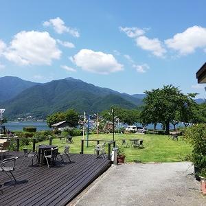 空と湖と富士山「山中湖・河口湖」(難易度☆1)