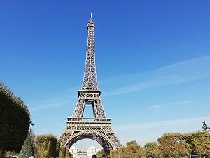 パリでレンタサイクル!「VELIB」!!