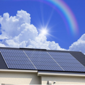 一条工務店の太陽光発電